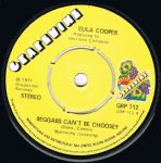 EULA COOPER BEGGARS CAN'T BE CHOOSEY/DEL CAPRIS HEY LITTLE WAY OUT GIRL GRAPEVINE